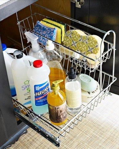 Фотография:  в стиле , Советы, домашняя стирка, лайфхаки, уборка дома, как облегчить уборку – фото на InMyRoom.ru