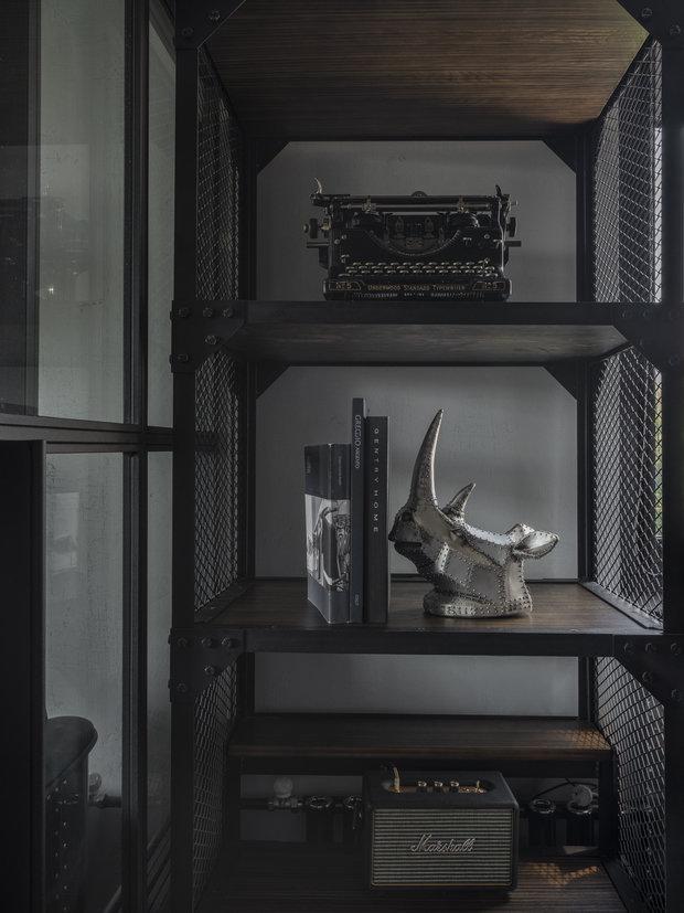 Фото из портфолио Квартира на окраине Москвы – фотографии дизайна интерьеров на INMYROOM