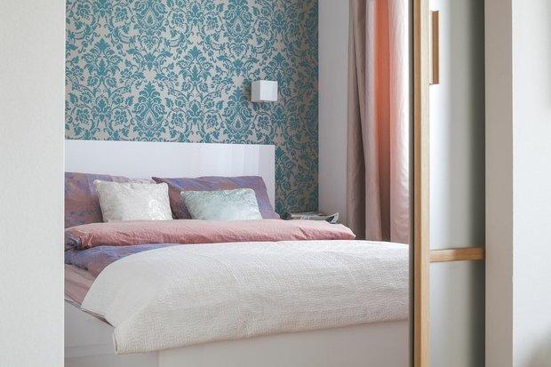 Фотография: Спальня в стиле Современный, Малогабаритная квартира, Советы, Ремонт на практике, Никита Зуб, 1 комната, звукоизоляция и шумоизоляция – фото на InMyRoom.ru