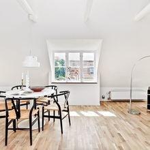 Фото из портфолио Нью-Йоркский стиль в шведском исполнении – фотографии дизайна интерьеров на INMYROOM