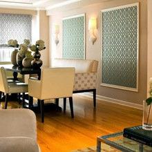 Фотография: Кухня и столовая в стиле Классический, Декор интерьера, DIY, Обои – фото на InMyRoom.ru