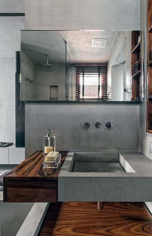 Фотография: Ванная в стиле Лофт, Современный, Декор интерьера, Квартира, Декор, Советы, раковина, раковина в ванной – фото на InMyRoom.ru