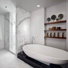 Фотография: Ванная в стиле Современный, Советы, Белый, Анна Коковашина – фото на InMyRoom.ru