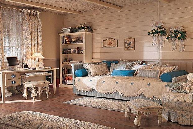 Фотография: Спальня в стиле , Декор интерьера, Квартира, Дом, Декор, Шебби-шик – фото на InMyRoom.ru