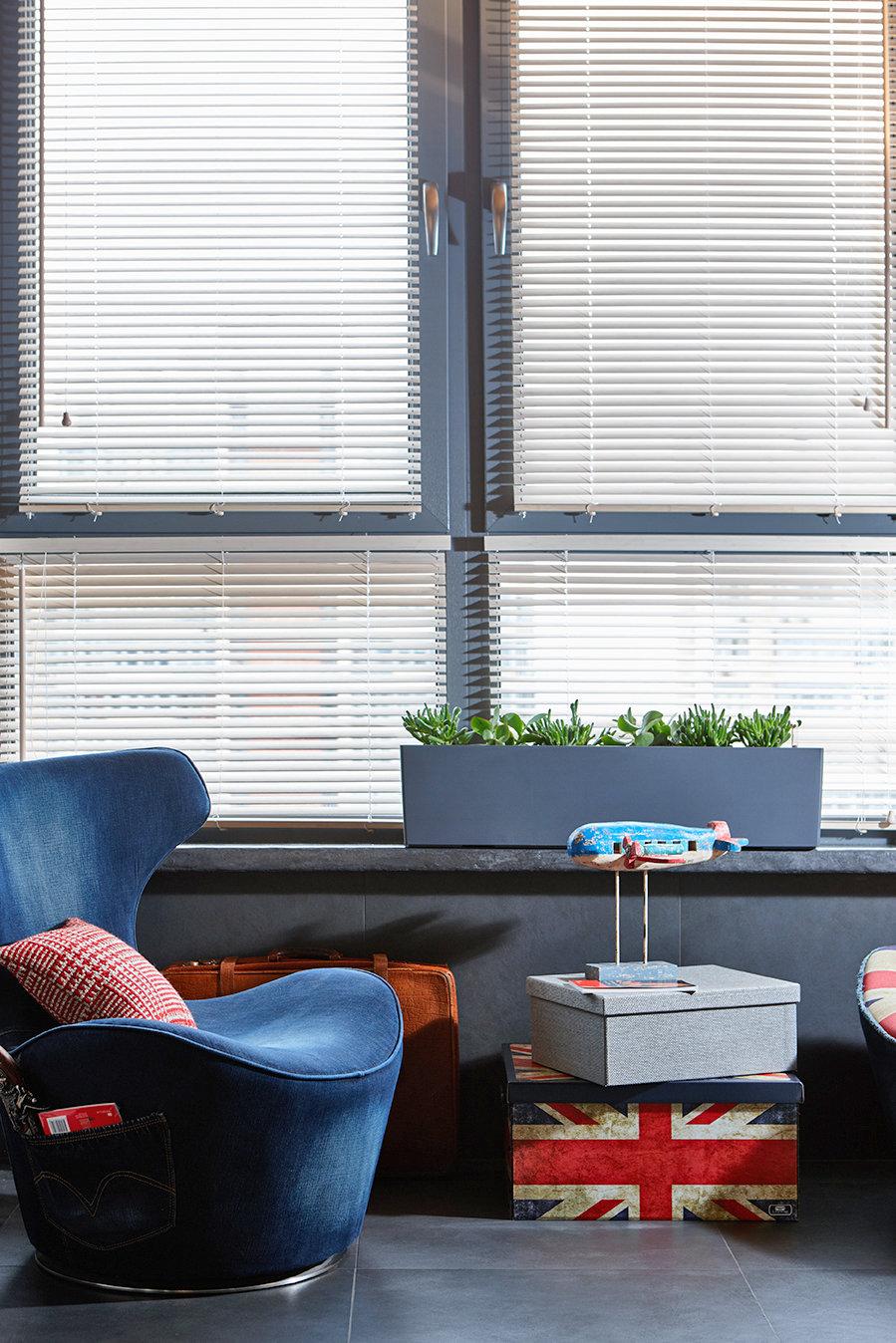 Фотография: Гостиная в стиле Лофт, Квартира, Проект недели, Москва, Ольга Райская, Монолитный дом, 2 комнаты, 60-90 метров – фото на InMyRoom.ru