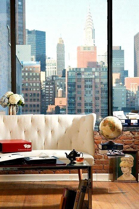 Фотография: Мебель и свет в стиле Лофт, Эклектика, Дом, Дома и квартиры – фото на InMyRoom.ru