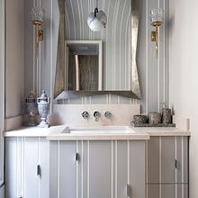 Фотография: Ванная в стиле Современный, Малогабаритная квартира, Квартира, Франция, Дома и квартиры, Париж – фото на InMyRoom.ru
