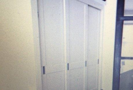 Двери к шкафу-гардеробной