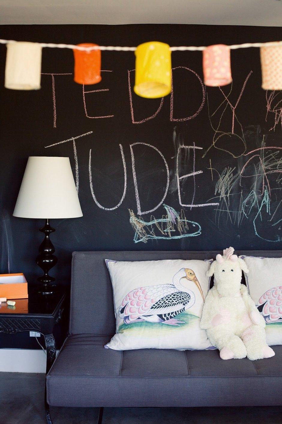 Фотография: Декор в стиле Эклектика, Дом, Дома и квартиры, IKEA, Калифорния – фото на InMyRoom.ru