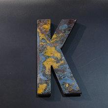 Декоративная буква (K)