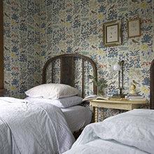 Фотография: Спальня в стиле Кантри, Дом, Переделка, Дом и дача – фото на InMyRoom.ru