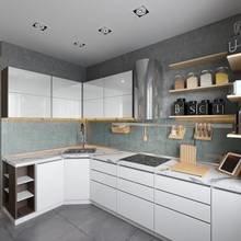 Фото из портфолио Квартира для топ модели – фотографии дизайна интерьеров на INMYROOM