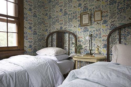 Фотография: Спальня в стиле Прованс и Кантри, Дом, Переделка, Дом и дача – фото на InMyRoom.ru
