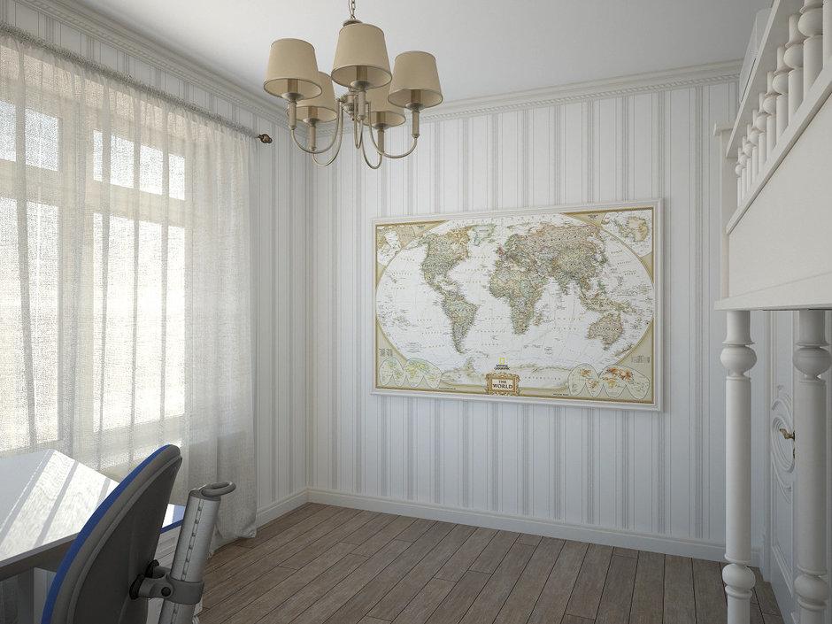 Фотография: Детская в стиле Прованс и Кантри, Дом, Дома и квартиры, Прованс – фото на InMyRoom.ru