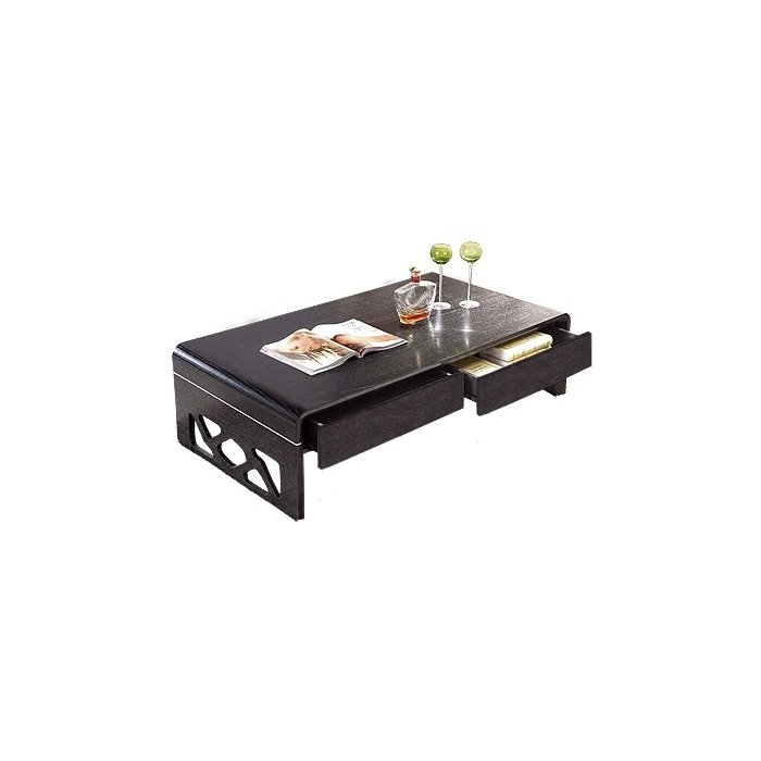 """Журнальный столик с выдвижными ящиками """"Virtu"""""""