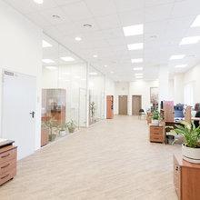 Фото из портфолио Офис крупной компании – фотографии дизайна интерьеров на InMyRoom.ru