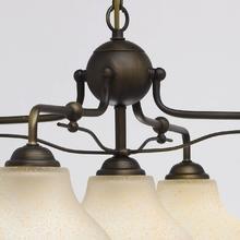 Подвесная люстра MW-Light Тетро в стиле лофт