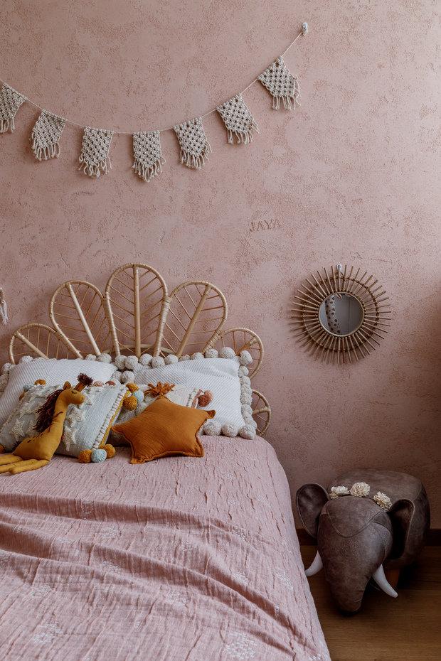 Фотография: Детская в стиле Скандинавский, Эко, Восточный, Квартира, Проект недели, Москва, 3 комнаты, 60-90 метров, AD-Home – фото на INMYROOM