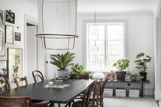 Фотография: Кухня и столовая в стиле Эко, Эклектика, Декор интерьера, Дом, Швеция, Винтаж, 4 и больше, Более 90 метров, переделка старого дома – фото на INMYROOM