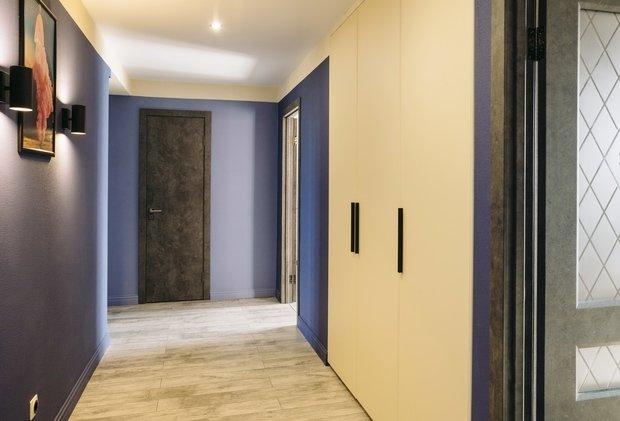 Фото из портфолио 2к квартира 64м – фотографии дизайна интерьеров на INMYROOM