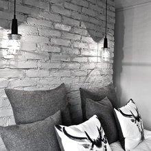 Фотография: Спальня в стиле Лофт, Декор интерьера, Текстиль, Подушки – фото на InMyRoom.ru