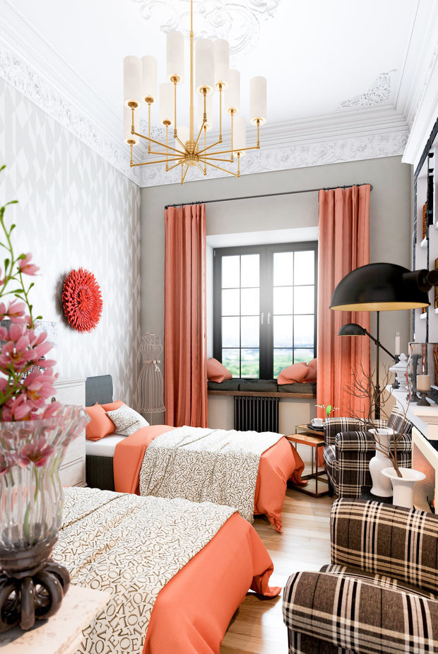 Фотография: Спальня в стиле Прованс и Кантри, Гид, Мегафон, Мегафон ТВ, чилаут, чилаут-зона – фото на INMYROOM