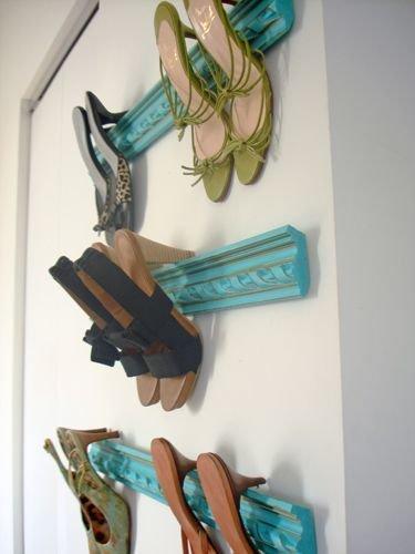 Фотография: Кухня и столовая в стиле Лофт, Эко, Прихожая, Советы, хранение обуви, идеи хранения обуви – фото на InMyRoom.ru