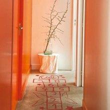 Фотография: Декор в стиле Кантри, Современный, Декор интерьера, Дизайн интерьера, Цвет в интерьере, Оранжевый – фото на InMyRoom.ru