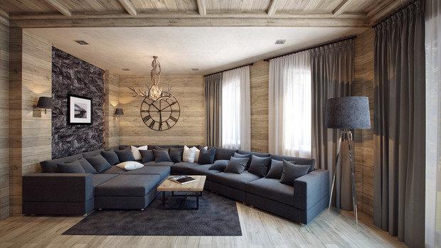 Дизайн интерьера и ремонт Киев