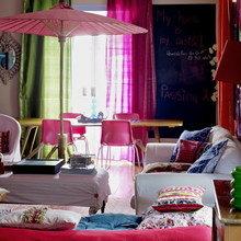 Фотография: Гостиная в стиле Восточный, Эклектика, Квартира, Дома и квартиры, Перепланировка – фото на InMyRoom.ru