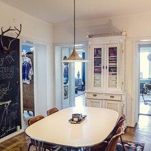 Фото из портфолио Идиллия в прекрасном доме в Стокгольме – фотографии дизайна интерьеров на InMyRoom.ru