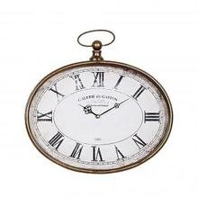 Часы METAL POCKET WATCH WALL CLOCK