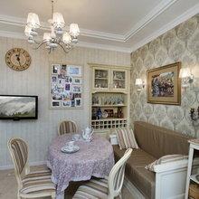 Фотография: Кухня и столовая в стиле Кантри, Интерьер комнат, Проект недели – фото на InMyRoom.ru
