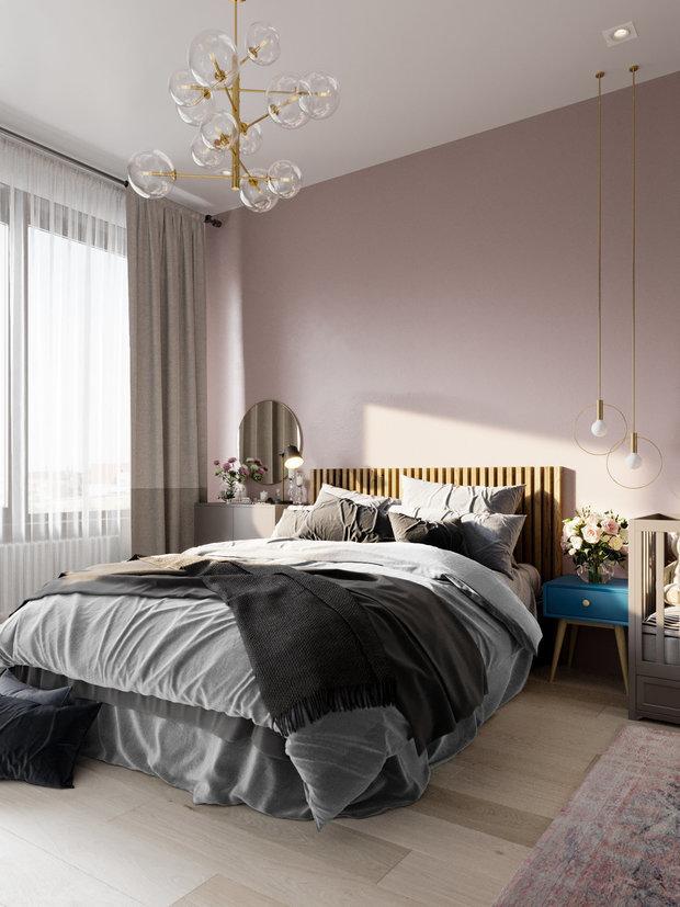Фотография: Спальня в стиле Современный, Скандинавский, Декор интерьера, Карта покупок, Яна Грошева – фото на INMYROOM
