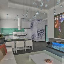 Фото из портфолио Дом с видом на Неву, С-Петербург, Отрадное, – фотографии дизайна интерьеров на INMYROOM