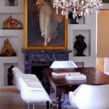 Фото из портфолио Интересное пространство для независимой женщины в Италии – фотографии дизайна интерьеров на InMyRoom.ru