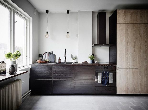 Фотография: Кухня и столовая в стиле Скандинавский, Декор интерьера, Квартира, Студия, до 40 метров – фото на InMyRoom.ru