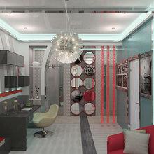 """Фото из портфолио """"В десяточку"""" ТВ-проект – фотографии дизайна интерьеров на INMYROOM"""