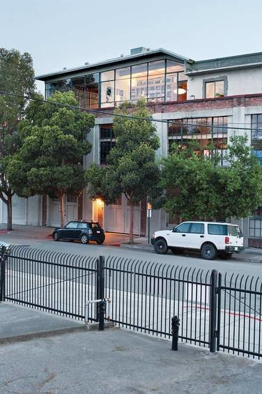 Фотография: Архитектура в стиле , Лофт, Дом, Дома и квартиры, Калифорния – фото на InMyRoom.ru
