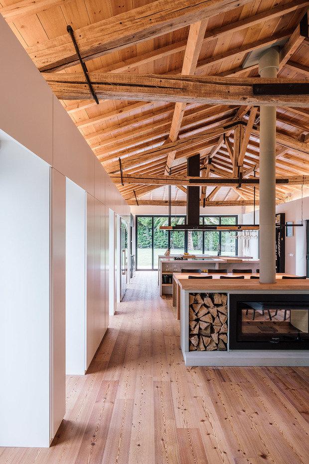 Фотография: Кухня и столовая в стиле Скандинавский, Эко, Дом и дача – фото на INMYROOM