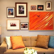 Фотография: Гостиная в стиле Современный, Декор интерьера, Декор дома, Стены, Картина – фото на InMyRoom.ru
