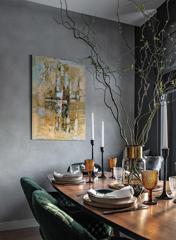 Фотография: Кухня и столовая в стиле Современный, Квартира, Проект недели, Екатеринбург, 4 и больше, Более 90 метров, KOЛЯDA Design – фото на INMYROOM