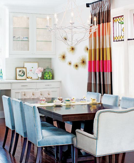 Фотография: Кухня и столовая в стиле Современный, Декор интерьера, Дом, Цвет в интерьере, Дома и квартиры – фото на InMyRoom.ru