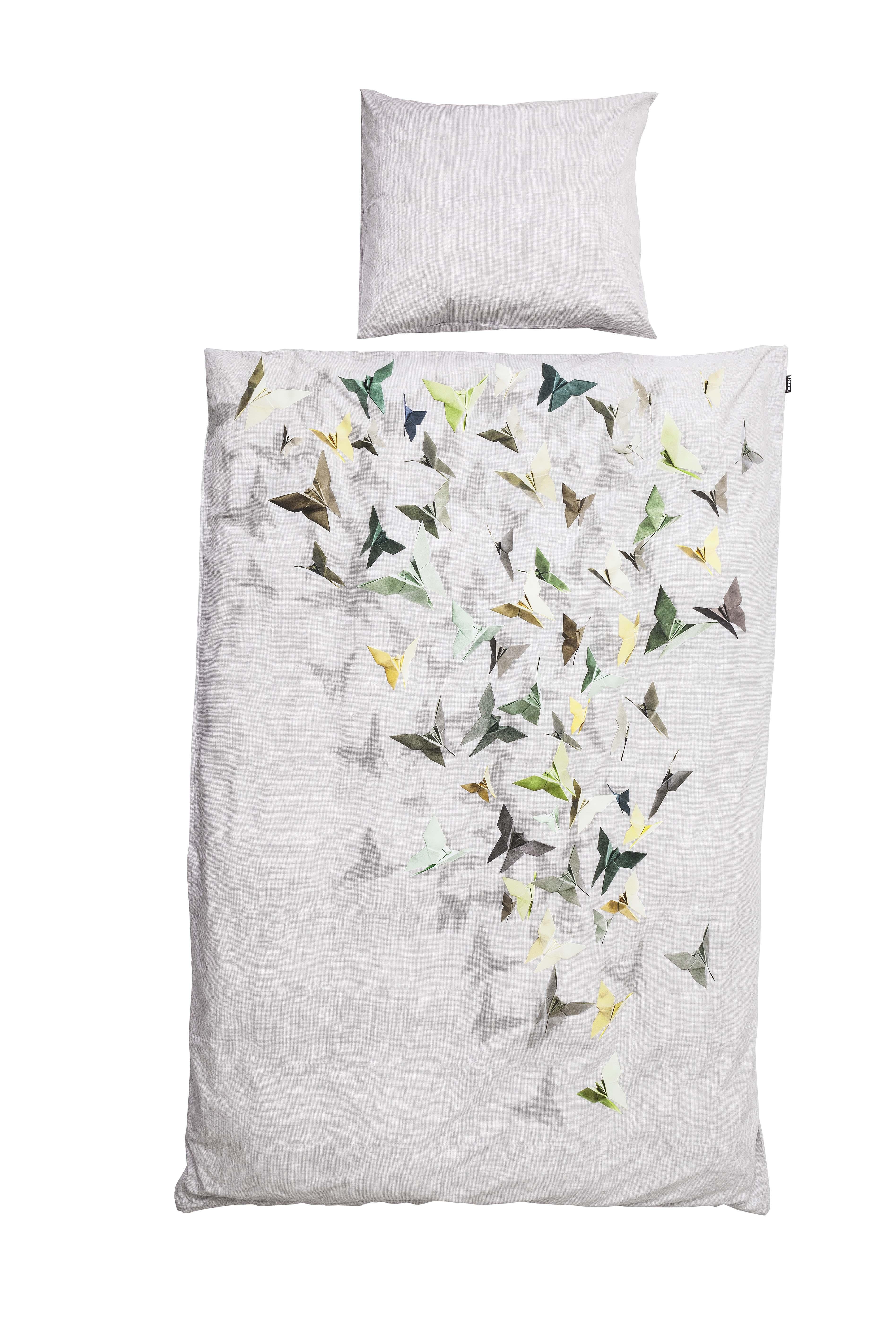Комплект постельного белья Бабочки 150х200