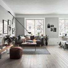 Фото из портфолио Frödingsvägen 12, Kungsholmen - Fredhäll, Stockholm – фотографии дизайна интерьеров на InMyRoom.ru