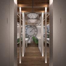Фото из портфолио 2ух уровневая квартира – фотографии дизайна интерьеров на INMYROOM