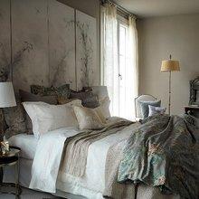 Фотография: Спальня в стиле Кантри, Декор интерьера, Квартира, Дом, Декор дома, Текстиль, Zara Home – фото на InMyRoom.ru