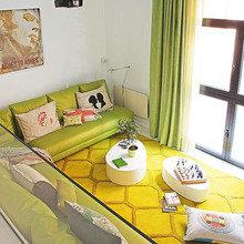 Фотография: Гостиная в стиле Минимализм, Лофт, Декор интерьера, Квартира, Цвет в интерьере, Дома и квартиры, Белый, Барселона – фото на InMyRoom.ru