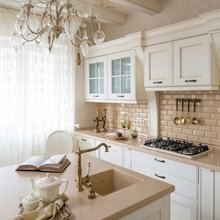 Фотография: Кухня и столовая в стиле Кантри, Дом, Дома и квартиры – фото на InMyRoom.ru
