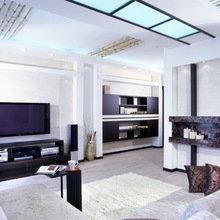 Фото из портфолио Квартира в стиле Фьюжн 165 кв.м. – фотографии дизайна интерьеров на INMYROOM